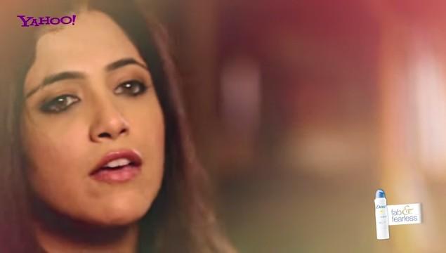 Dove Presents Madhuri Banerjee – Fab & Fearless